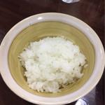 輪虎 - ご飯(小)