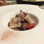 ル クロ - 穴子と加茂茄子
