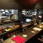 トウキョウダイニング オゼキ - オープンキッチン