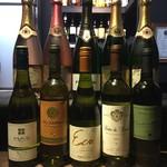 トウキョウダイニング オゼキ - 白ワイン、スパークリングワイン
