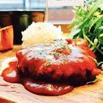 60347931 - hamburg steak