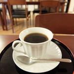 ゆいまーる聖ヶ丘食堂 - ドリンク写真:ホットコーヒー