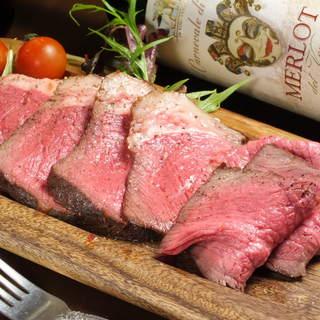肉バルグランデでは美味しいお肉料理が勢揃い