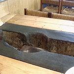 松龍 - 松龍のテーブル