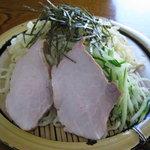 6035995 - さっぱりつけ麺(しょうゆ味)630円