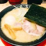 豚骨ラーメン専門 大名古屋一番軒 - 辛味噌豚骨 謹製味玉ラーメン