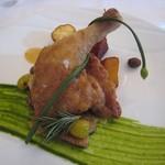 60351072 - フランス産雛鶏のロースト、ローズマリーの香り
