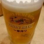 60351764 - 生ビール