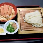 さぬき麺業 - カツ丼セット