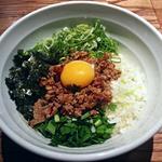 チャイナビストロ one soup - 【台湾まぜそば】¥780