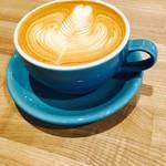 スリーフィッシュコーヒー - スリーフィッシュラテ