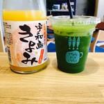 スリーフィッシュコーヒー - グリーンジュース各種