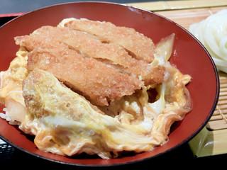 さぬき麺業 兵庫町店 - カツ丼