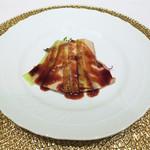 重慶飯店 麻布賓館 - 雲白肉(ウン・バイ・ロー)