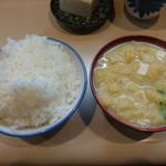 60356758 - ご飯&味噌汁
