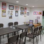 そば居酒屋太閤 - 1階テーブル席