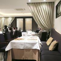 重慶飯店 麻布賓館-奥に個室