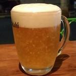 GYAKUNI月島 - 生姜ビール「辛口」
