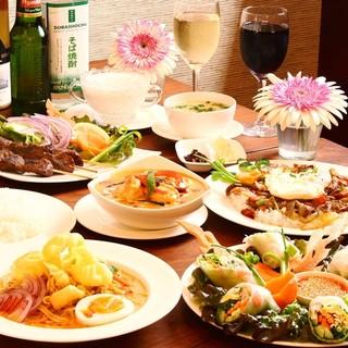 忘年会や会食、飲み会にも貸切りパーティー