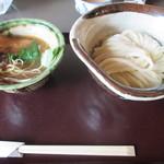 むく - 料理写真:トントンつけ麺