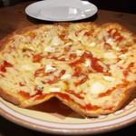 備長炭イタリアン 創 - 《2016年 12月》ディナー 4種のチーズピザ