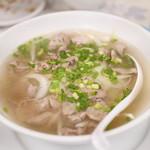 チャミクアン - 牛肉フォー¥810