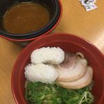 スシロー - カレーつけ麺