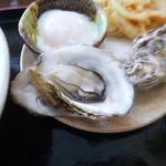 ちゅーりっぷ - 蒸し牡蠣