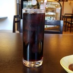 60365053 - アイスコーヒーです。