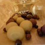 カカオ マーケット バイ マリベル - 今回購入したチョコレート