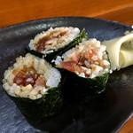鮨司 吉竹 - 海鮮丼の様な 巻物 (♡ >ω< ♡)