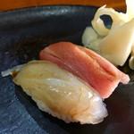 """鮨司 吉竹 - 料理写真:"""" 煮切醤油 """" を楽しみましょう"""