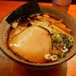 麺や  虎ノ道 - あご煮干(炙りチャーシュー) H28.12