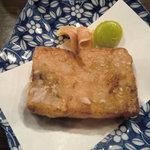 元町 梅林 - 海老風味の大根餅