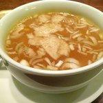 6037206 - ランチのスープ