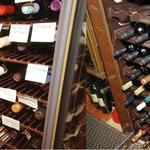 伊藤グリル - ワインの品揃えも豊富です。