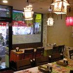 Chai - エスニックな店内 美味しい料理と雰囲気を味わって下さい♪