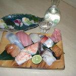 すし田 - 料理写真: