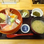 60371605 - 塩釜海鮮丼