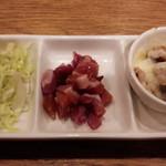 KINOKUNIYA vino kitchen - 前菜3種