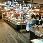 はこだて海鮮市場  - 店内の様子