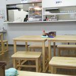 浪江焼麺太国アンテナショップ - 店内