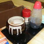 浪江焼麺太国アンテナショップ - 調味料類