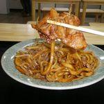 浪江焼麺太国アンテナショップ - 肉