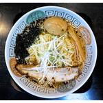 豊 - 料理写真:「塩ラーメン」(2016.10)