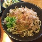福そば - ミニおろし蕎麦
