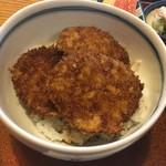 福そば - ミニソースカツ丼