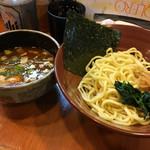 らーめん ゑびす - つけ麺(650円)