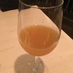 Ramen&Bar ABRI - みぞれりんごの梅酒