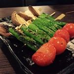 60377918 - 野菜串